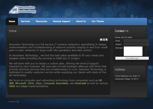 Denver Website Design Agency