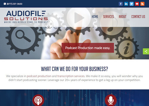 AudioFile Solutions