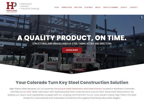 High Plains Steel Services