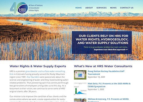HRS Water Consultants