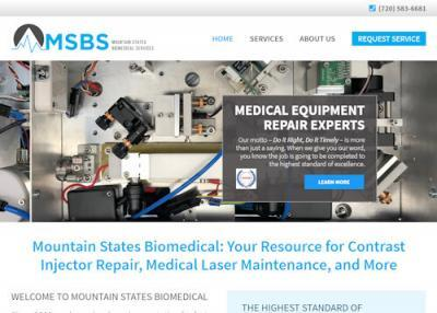 Mountain States Biomedical Services