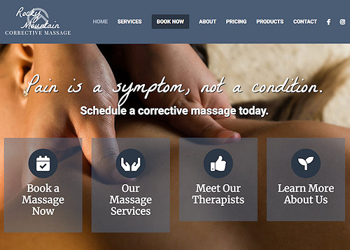 Rocky Mountain Corrective Massage