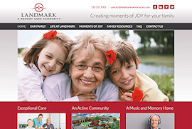 Denver Web Design Sample