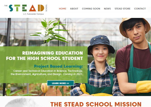 The STEAD School